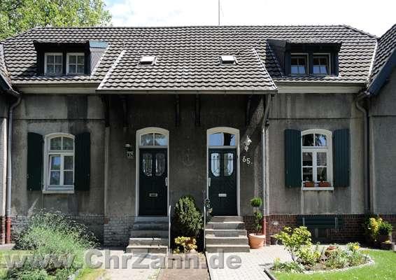 www.ChrZahn.de/Fotos » Werks-Siedlungen » Kolonie Meerbeck Moers
